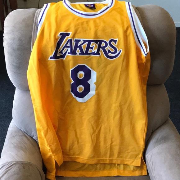 Shirts   Kobe Bryant 8 Jersey Xl   Poshmark